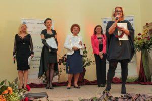 Prezes Fundacji nagrodzona w konkursie Kobiece Twarze