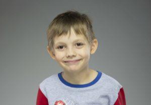 Mały piłkarz, który ograł białaczkę
