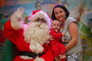 Mikołaj w Przylądku Nadziei