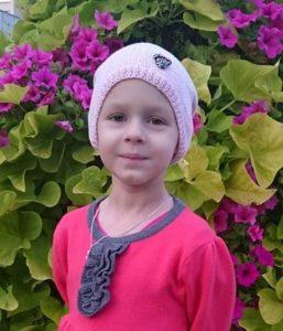 Sara Nowak 257x300 Sara – pogromczyni neuroblastomy