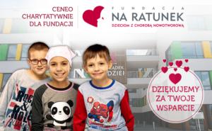 Ceneo Charytatywnie dla Fundacji