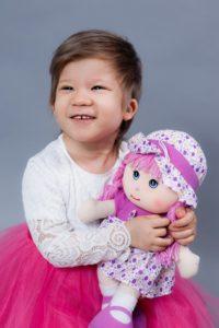 Agusia cieszy się dzieciństwem, ale wciąż jest ciężko chora