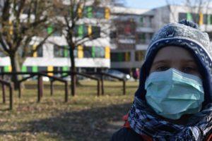 Chłopiec leczy białaczkę w Przylądku Nadziei