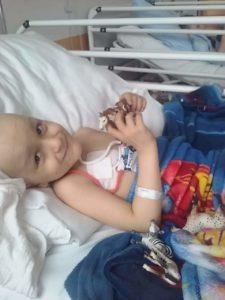 Chłopiec przeszedł bardzo ciężką operację