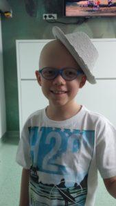 Tomek ma wznowę białaczki limfoblastycznej