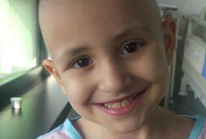 Samira mistrzyni puzzli walczy z neuroblastomą