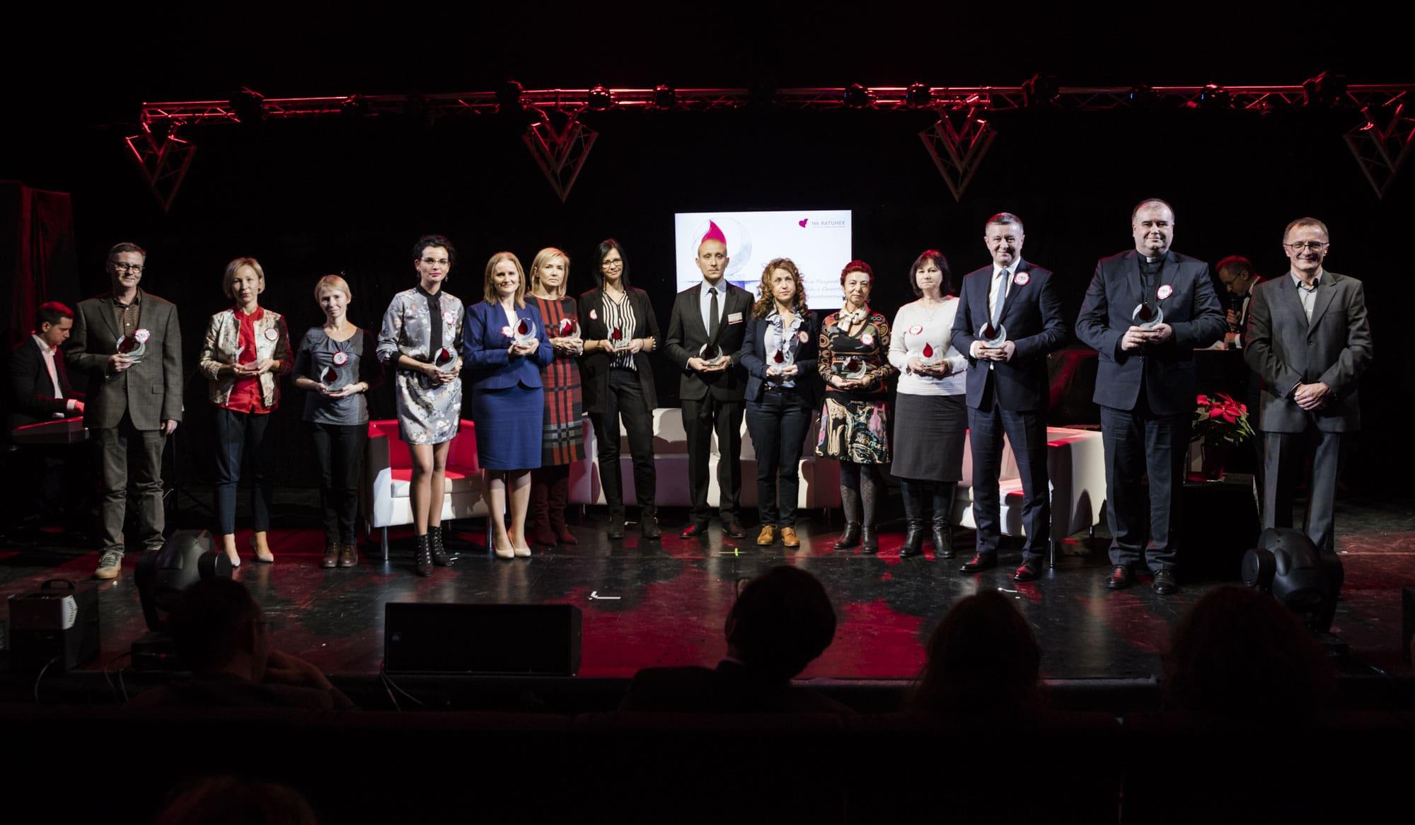 Gala Zwycięzców 2018 Przylądek Nadziei Krople Życia