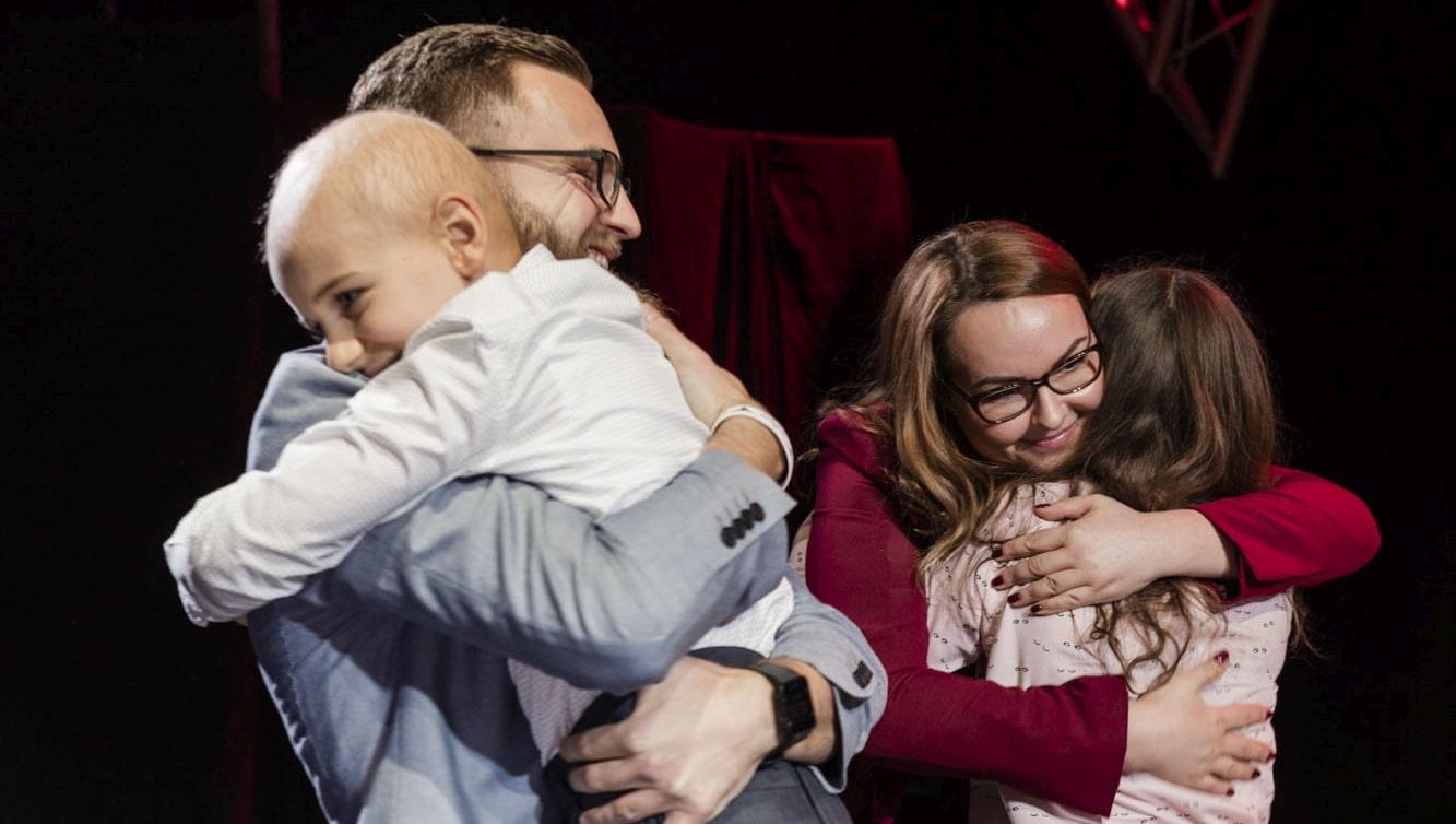 Gala Zwycięzców 2018 Przylądek Nadziei dawcy szpiku