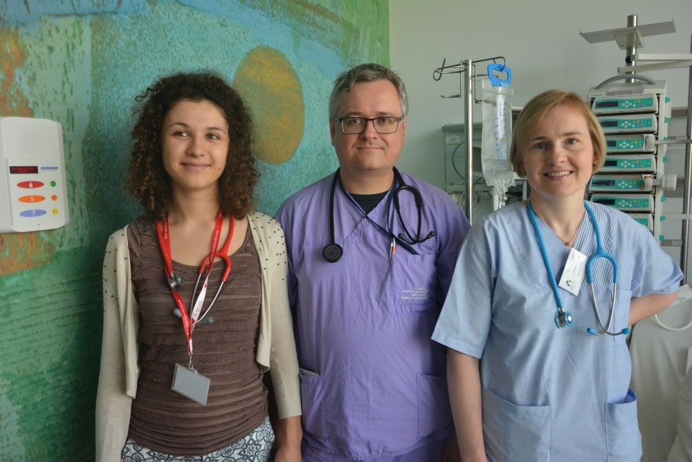 Immunoterapia w Przylądku Nadziei
