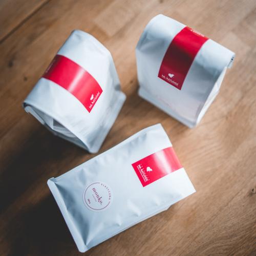 Kawa ziarnista Monko Coffee